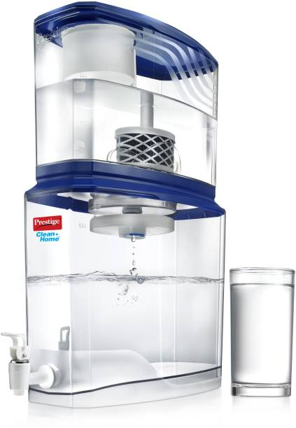 Prestige Clean Home Water Purifier PSWP 3.0 10 L Gravity Based Water Purifier
