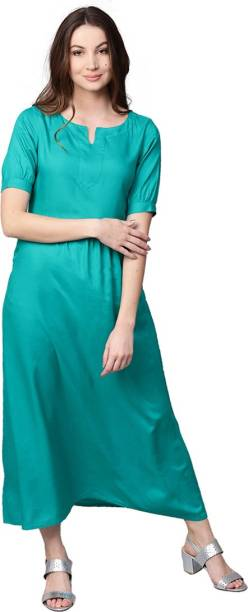 09aed29b621 One Piece Dress - Buy Designer Long One Piece Dress online at best ...