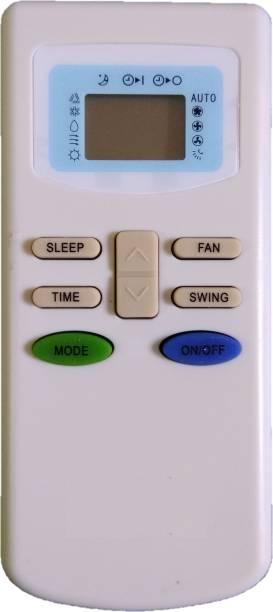 LipiWorld 17 AC Remote Compatible For  AC TCL/GODREJ Remote Controller