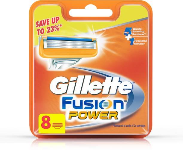 GILLETTE Fusion Power Cartridges
