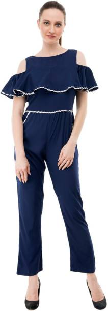 d306ae5494ad Crop Top Jumpsuit - Buy Crop Top Jumpsuit Online at Best Prices In ...