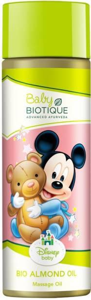 BIOTIQUE Bio Almond Oil - Mickey