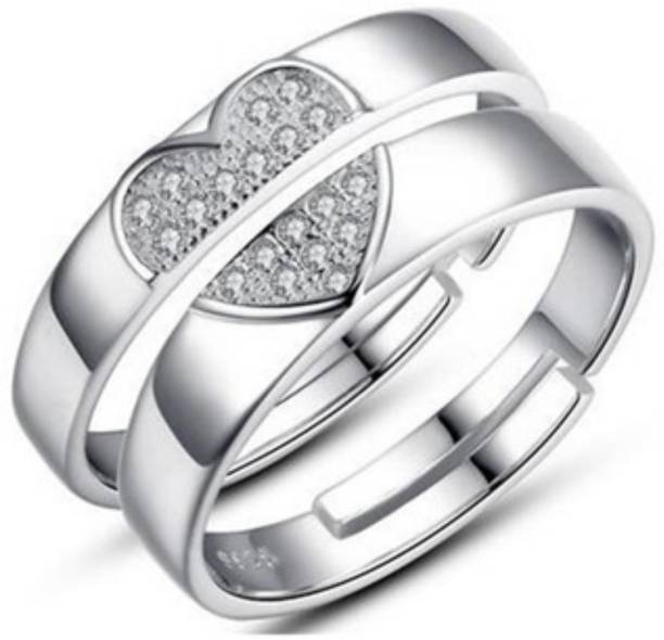 Silver Rings Buy Silver Rings Online For Menwomen At Best Prices