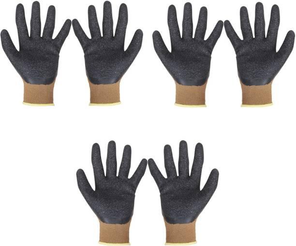 Spartan SHG-88 Rubber, Latex  Safety Gloves