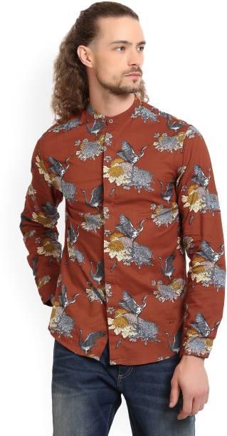 3024e4261f Animal Print Shirts - Buy Animal Print Shirts Online at Best Prices ...