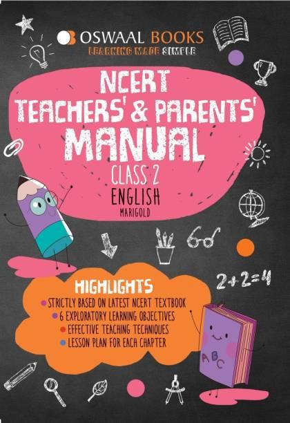 Oswaal NCERT Teachers & Parents Manual Class 2 English Marigold