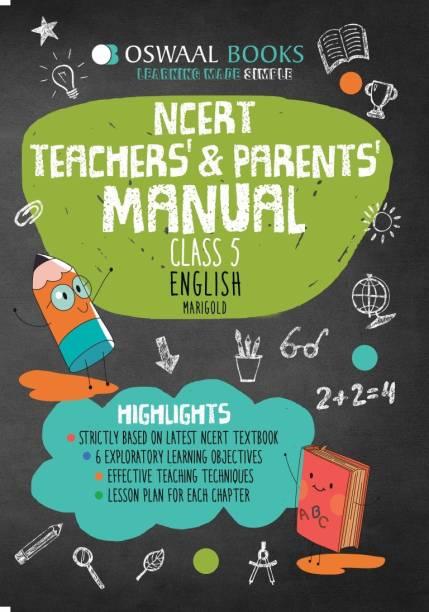 Oswaal NCERT Teachers & Parents Manual Class 5 English Marigold
