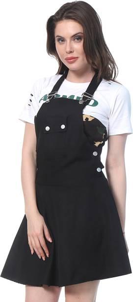77b86cb05495 Dungarees for Women - Buy Women Dungarees   Dangri Suit Online at ...