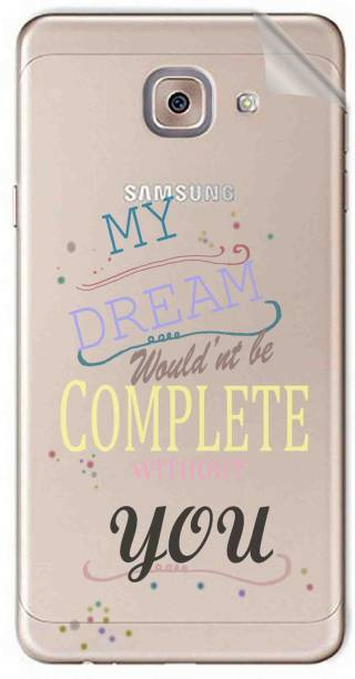 Snooky Samsung Galaxy J7 Max Mobile Skin
