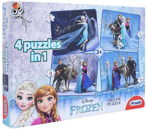 Frank Disney Frozen Puzzle