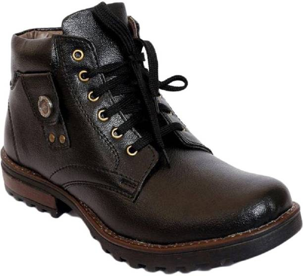 ffc1250875 SHOES ICON Shoes Icon brown black casual party wear boots shoes for men s  Party Wear For
