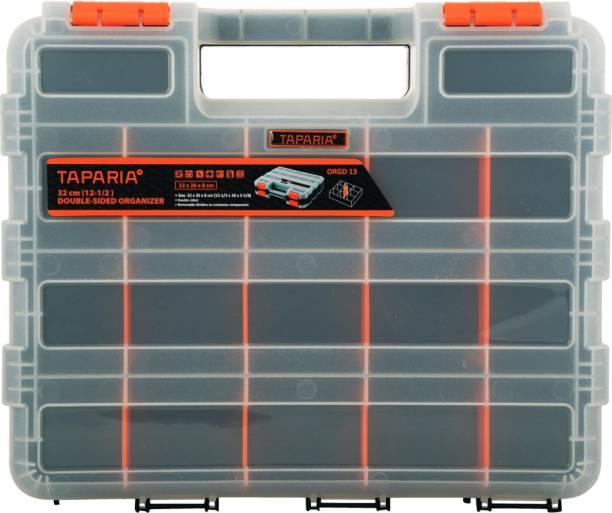 TAPARIA ORGD 13 Tool Box with Tray