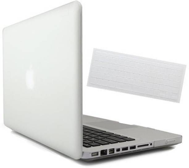 Saco Front & Back Case for Apple MacBook Pro 13 13.3 inch Case with Keyboard Skin