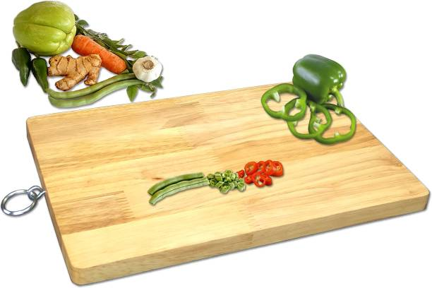 OXFORD Kitchen Vegetable, Fruits, Meat, Cheese and Serving Tray Wood Cutting Board