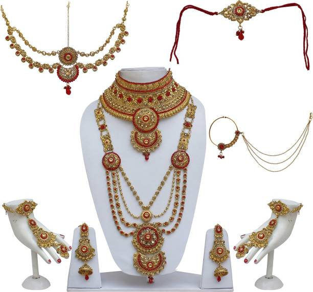 279fd8ff3165a Lucky Jewellery Jewellery Sets - Buy Lucky Jewellery Jewellery Sets ...