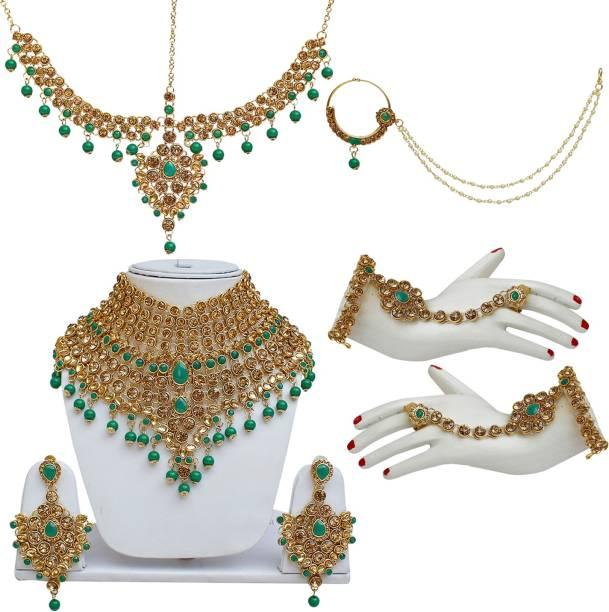 Lucky Jewellery Alloy Jewel Set