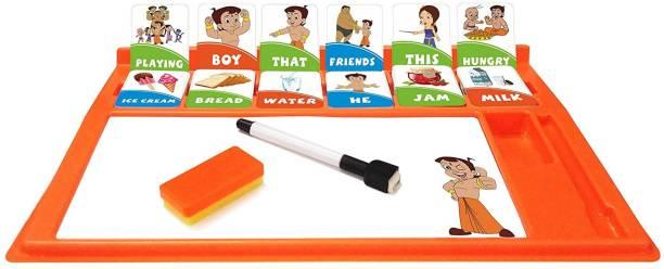 CHHOTA BHEEM Sentence Making Kit 90 Cards