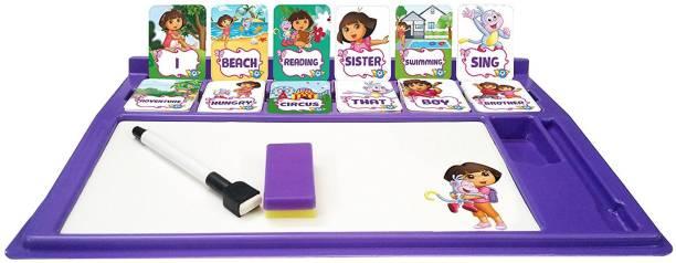Dora The Explorer Creation Sentence Making Kit 90 Cards