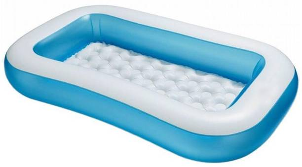 indmart 5 feet Rectangular Pool Inflatable Portable Pool