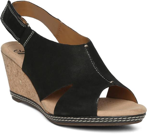 7072b8f3c2303 Clarks Wedges - Buy Clarks Wedges Online at Best Prices In India ...
