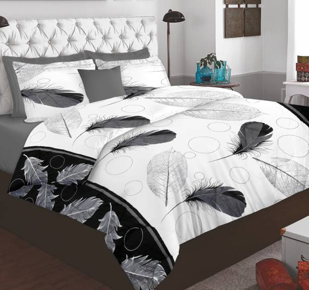 Nice Cotton 140 Tc Double Printed Bedsheet