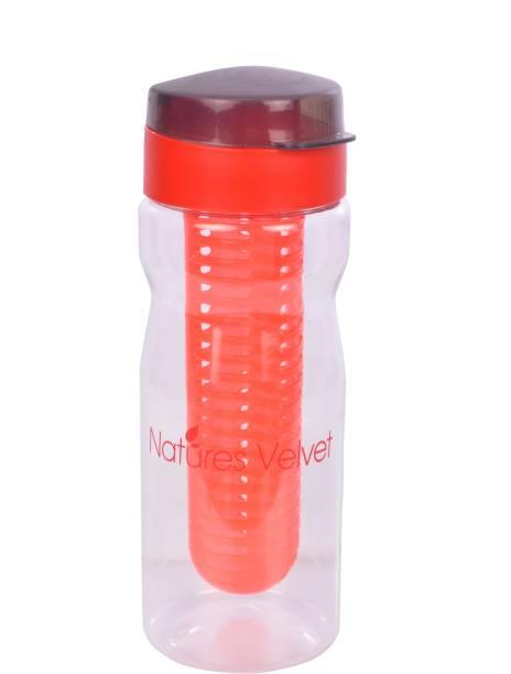 Natures Velvet Lifecare Fruit Infusion Sipper-Orange 500ml 500 ml Bottle