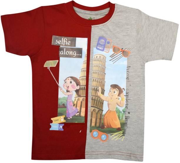 fa486eea2 Chhota Bheem Polos Tshirts - Buy Chhota Bheem Polos Tshirts Online ...