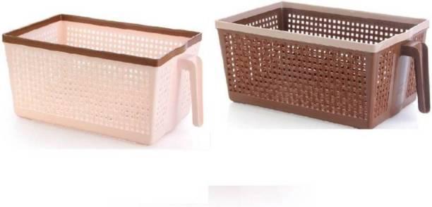 NAYASA FRILL BASKET NO 1 Storage Basket