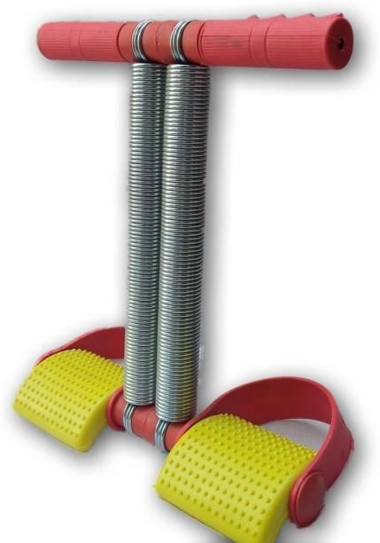 Manogyam Ab Builder and Tummy Trimmer Ab Pull Exerciser Body Trimmer Keep Body Fit Slim Ab Exerciser