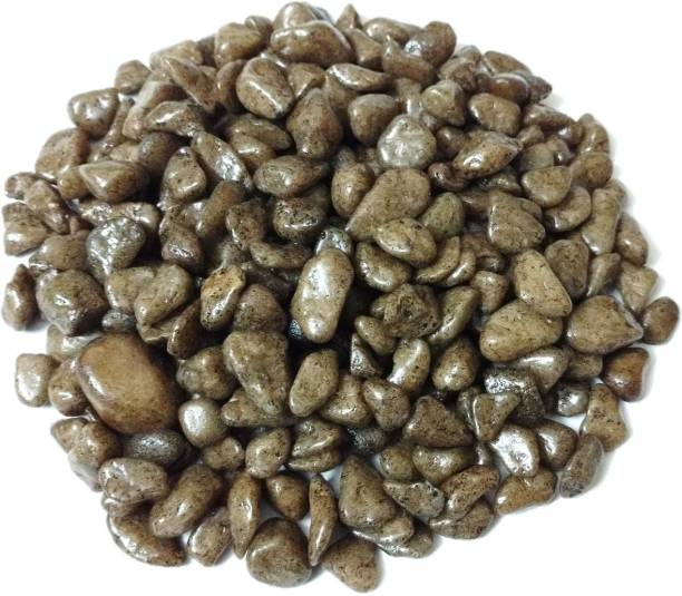 DS Creations Brown stone 475g Gravel Unplanted Substrate