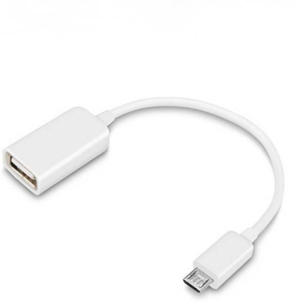 AVMART OTG USB Cable for Mobile Phones OTG Cable
