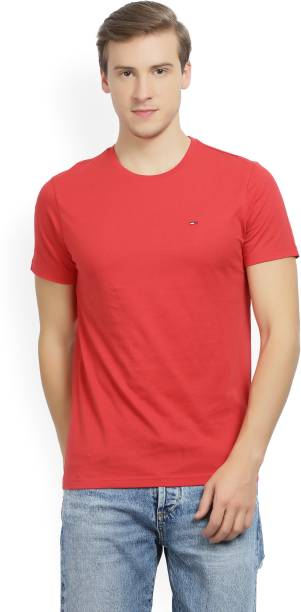 f35bef3b6b7d Tommy Hilfiger Tshirts - Buy Tommy Hilfiger Tshirts Online at Best ...