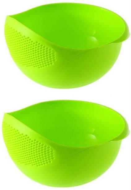 SKYLINE Colander Plastic Fruit & Vegetable Basket