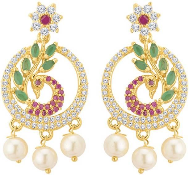 0f227baef Voylla Earrings - Buy Voylla Earrings Online at Best Prices In India ...