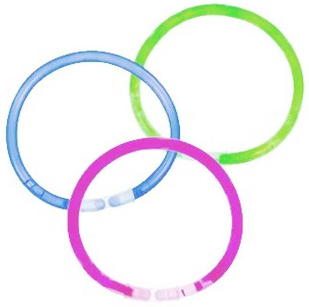 Smartcraft Glow Stick (Pack of 100)  Party Glow Ornament