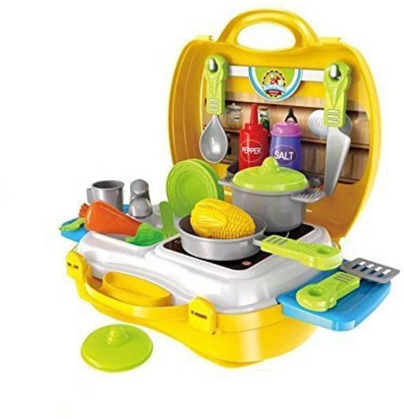 e5c219d6192ced Kitchen Set For Kids - Buy Kids Kitchen Sets Online At Best Prices ...