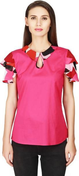 20368debc0ac5 Missgudi Tops - Buy Missgudi Tops Online at Best Prices In India ...
