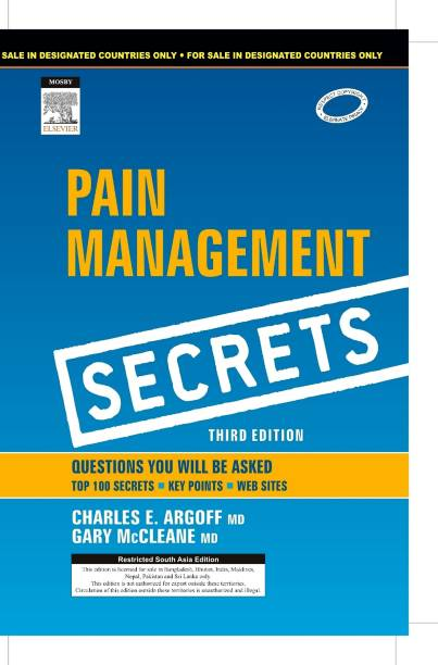 Anesthesia books buy anesthesia books online at best prices pain management secrets 3rd edition fandeluxe Gallery