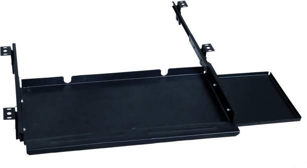 Lepose High grade metal keyboard tray/drawer with mouse holder Keyboard Tray