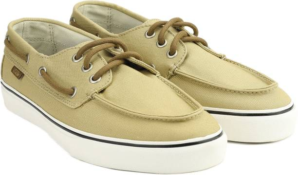 5633ca08bb Vans Chauffeur SF Boat Shoe For Men