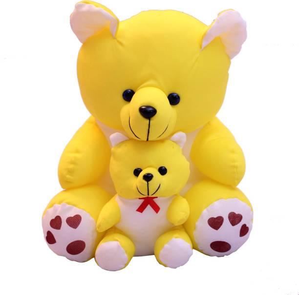 ARD ENTERPRISE Original Mother Teddy Premium Quality,Non-Toxic Super Soft Plush Stuff Toys for all age groups  - 30 cm