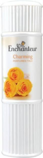 Enchanteur Perfumed Talc Charming 250g- For Men & Women
