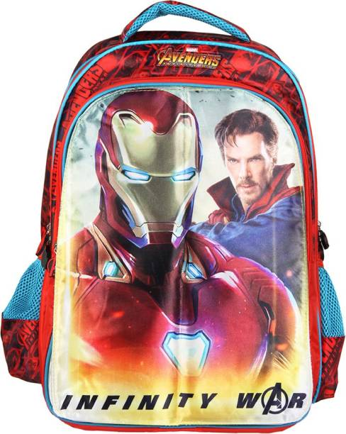 Marvel Avengers Infinity War Flap 18    Backpack 6397c04a59b1a