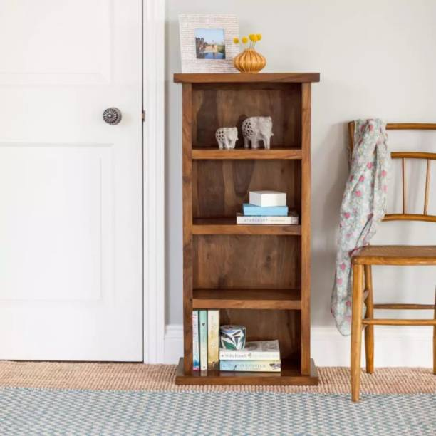 Angel Furniture Solid Wood Open Book Shelf