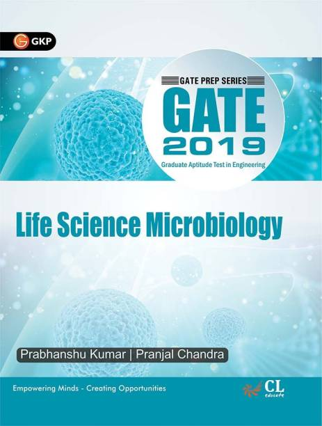 GATE Life Science Microbiology 2019 Sixteenth Edition