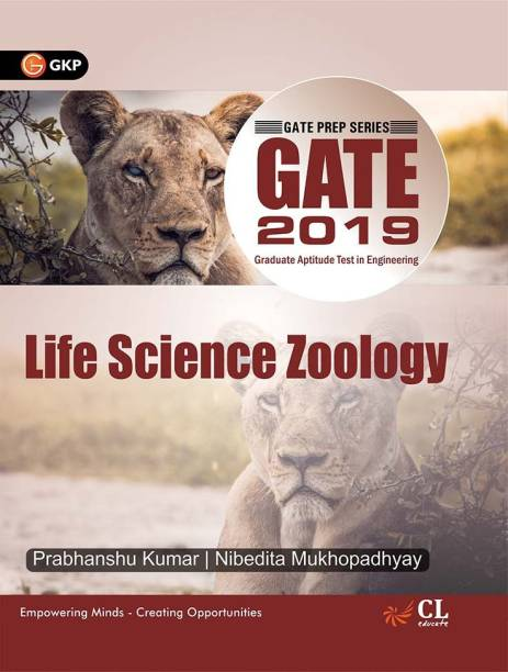 GATE Guide Life Science Zoology 2019 Sixteenth Edition
