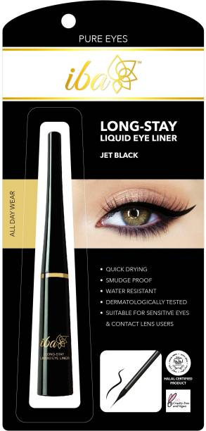 IBA Long Stay Liquid Eyeliner 6.5 ml