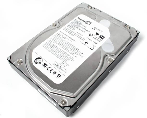 Seagate Internal 2 TB Desktop Internal Hard Disk Drive (Model Number May Vary)