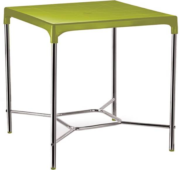 Cello Croma Deluxe Pint Green Plastic Outdoor Table