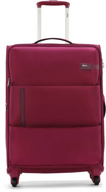 644887ea8e VIP WALTZ 4W EXP STROLLY 56 ORCHID Expandable Cabin Luggage - 22 inch